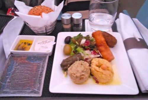 排行榜:最好吃的航空公司飞机餐top6