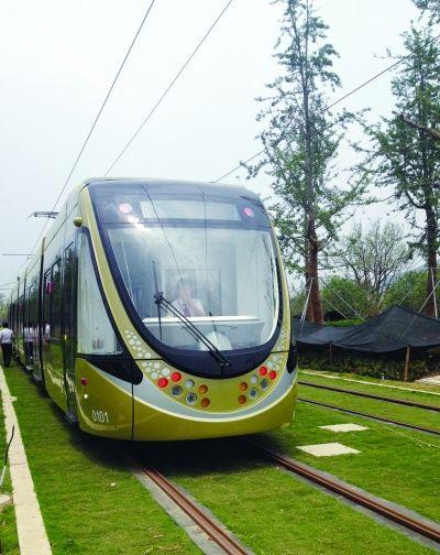 苏州高新区规划建设6条有轨电车线路