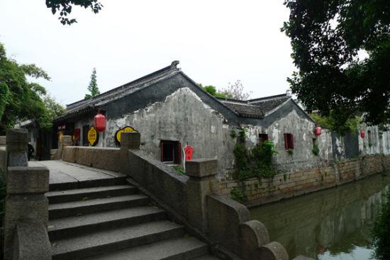 平江路上移步易景,处处展现着江南水乡的幽静与典雅