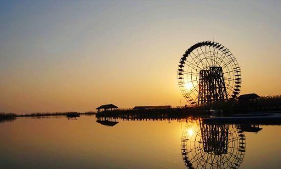 苏州太湖美景图片