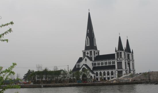 阳澄湖天主教堂